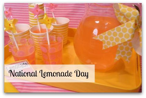 National_Lemonade_Day