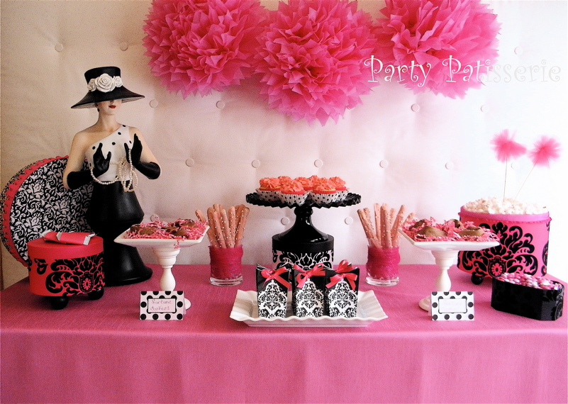 Party Themes} City Chic Girl's Night In