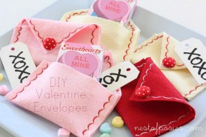{Sweet Inspiration} Valentine DIY Round-up