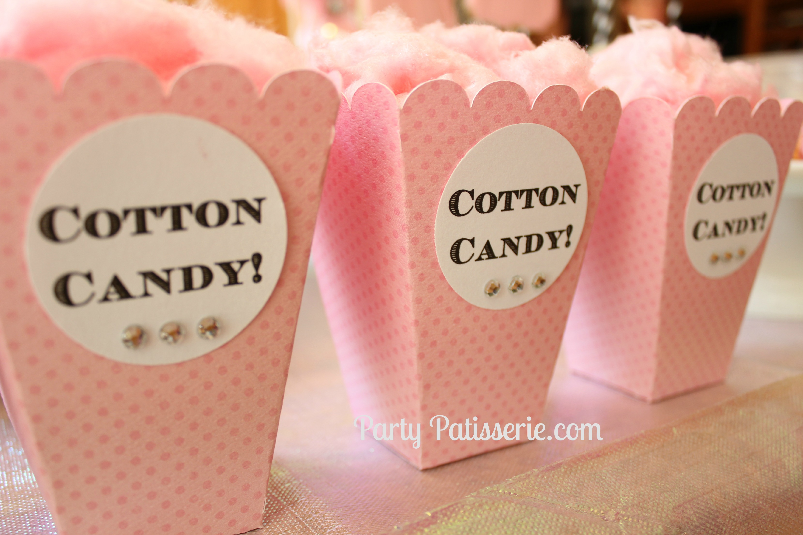 cotton candy watermark, desktop
