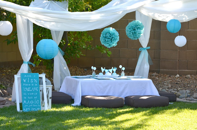 Party Themes Make A Wish Party