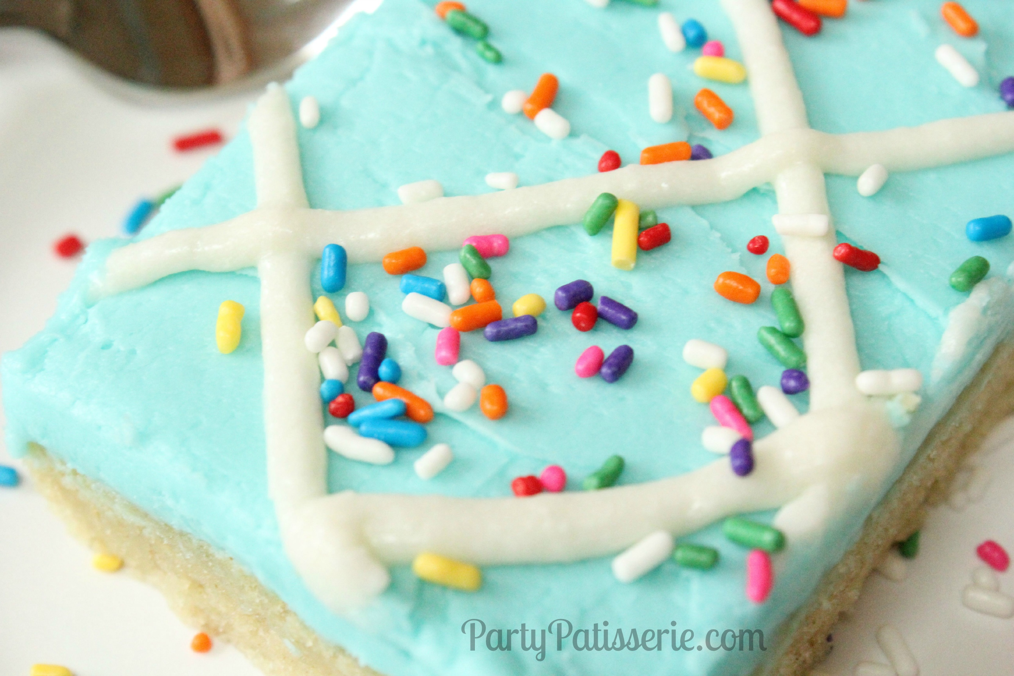 Vanilla Texas Sheet Cake Cupcakes