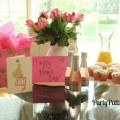 Mom Day Table