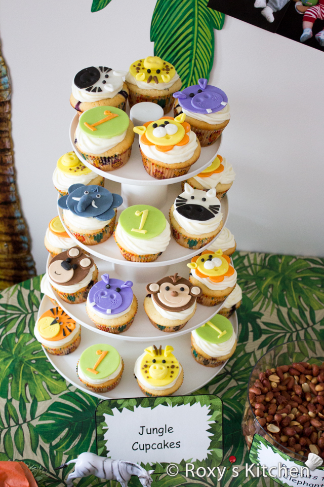 Safari-Jungle-Animals-1st-Birthday-Party-18