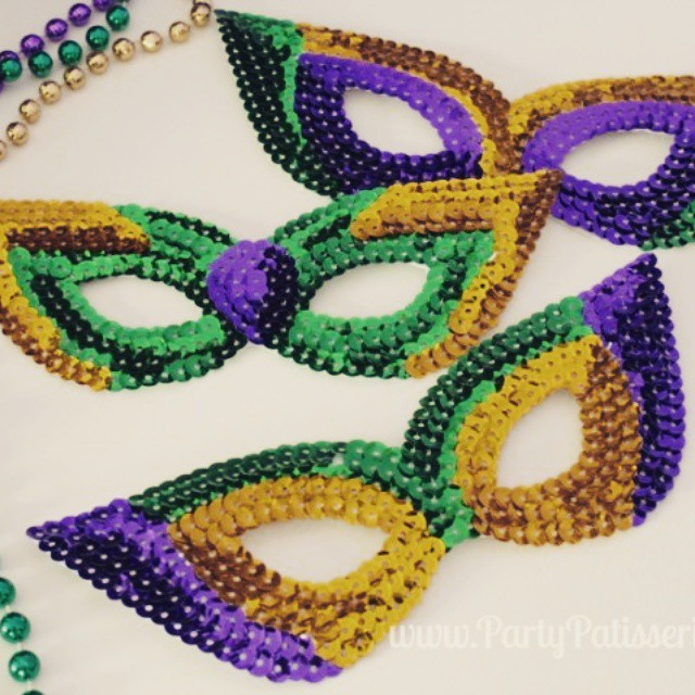 Happy Mardi Gras! #MardiGras #FatTuesday