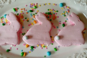Easter Bunny Marshmallows