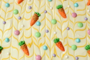 How to make Easter candy bark