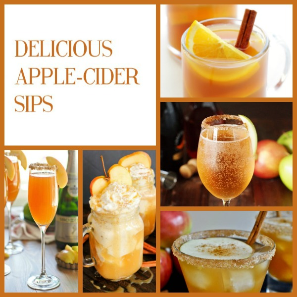 Apple Cider Drinks