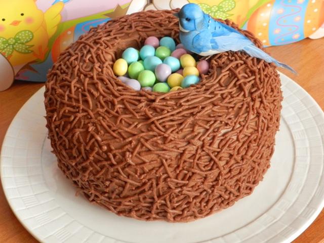 Easter-Birds-Nest-Cake