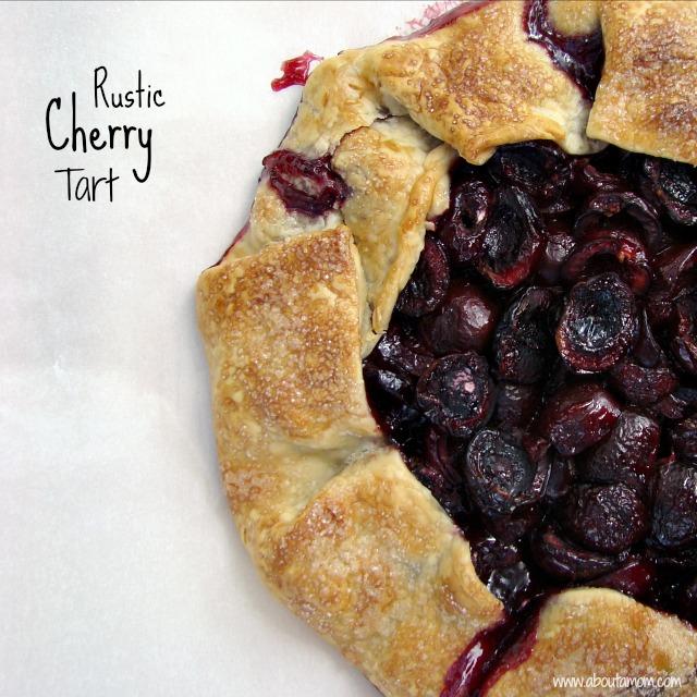 Rustic-Cherry-Tart-5