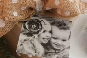 Tiny Prints:: Joy letters DIY