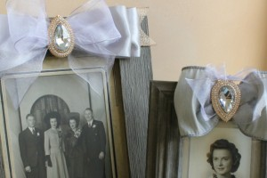 Embellish Your Picture Frames