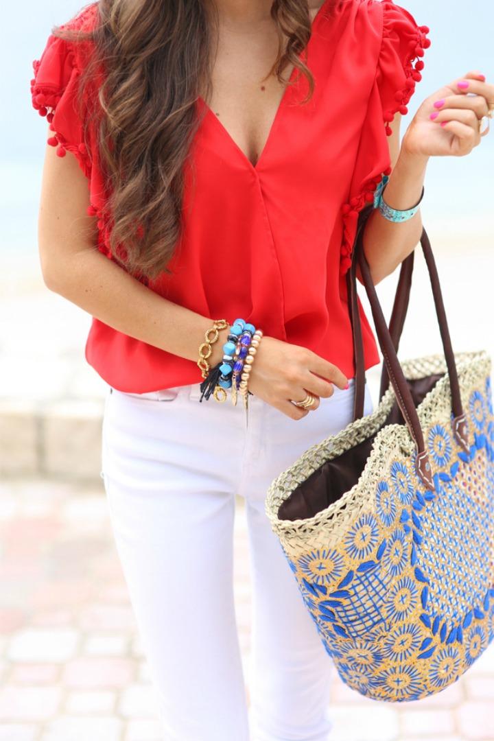 pom+pom+blouse