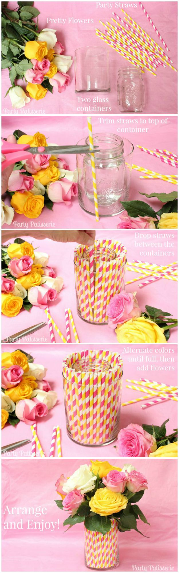 Party_Straw_Centerpiece_Collage